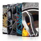STUFF4 Phone Case/Back Cover for Sony Xperia Z5/5.2 /Alloy Wheels
