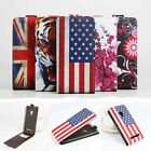 Flip Printed Leather Case Wallet Card Cover Skin For Asus Zenfone 5 Smart Phone