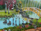 MUSIC BANDS ROCK POP GUITAR MICROPHONE DRUM KIT PIANO NECKLACE EARRINGS CHARM