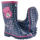Girls Children Wellies UK 13-1 Winter School Girl Traditional Wellington Boots