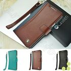 For Samsung Galaxy Note 5 / S6 Edge+ Plus Leather Flip Cover Card Wallet Case