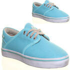 10739 Etnies Caprice Womens Canvas Eco Lace Up Low Cut Trainers