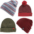 Vans Core Basic Mismoedig Checkerboard Pompom Junior Boys Girls Hats Beanies