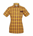 Mens Original Brutus Trimfit Dr Martens Button Down Shirt Tartan Check DM5