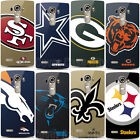 Official NFL Fan Back Slim Fit Armor Protective TPU Case Cover for for LG G4