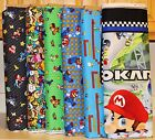 Nintendo Super Mario Kart 8 Mario Coordinating Fabrics bty  SOLD SEPARATELY