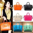 Handbag Leather Shoulder Messenger Ladies Women Bag Satchel Tote Purse Bags N4U8
