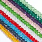 Free Ship Sale 12 Colors Crystal Loose Beads 4mm, 6mm, 8mm