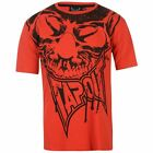 Tapout Kids Print T Shirt Tee Top Short Sleeve Casual Crew Neck Boys Junior