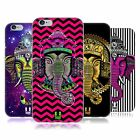 HEAD CASE DESIGNS ELEPHANTISM SOFT GEL HÜLLE FÜR APPLE iPHONE HANDYS