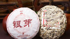 China DA BAI HAO PU ER,Yunnan White Buds Raw Tree UnCooked Pu erh Tea,yin ya tee