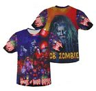 Rob Zombie House of 1000 Corpses T-shirt # A059