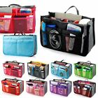 Внешний вид - Makeup Cosmetic Bag Travel Case Toiletry Beauty Organizer Zipper Holder Handbag