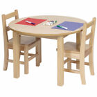 Steffy Wood Products Kids Round Table