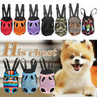 Pet Dog Puppy Carrier Backpack Nylon Front Tote Bag Travel Hiking Riding 4 Size