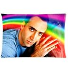 "New Nicolas Cage Custom Zippered Pillowcase Pillow Cover Case Standard 20""x30"""