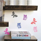 22pc Butterfly Wall Stickers Wall Decals Nursery Kid Children Stickers Car Decal