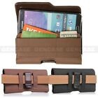 Protective Belt Clip Pouch Case Carrying Wallet Cover for Various NEW CELL PHONE
