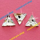 Genuine Swarovski 2720 Cosmic Delta Flat back (No Hotfix) Rhinestones triangle