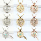 2016 Fashion Disc Coin Locket Pendant/Moneda Holder Necklace for Women Jewelry