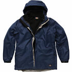 DICKIES MENS 3 IN 1 JACKET FLEECE WINTER SKI WATERPROOF COAT DETACHABLE JW7002