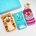 Sulley Series Cellphone silicone case cover f Samsung Galaxy S3/S4/S5/S6/S6 Edge