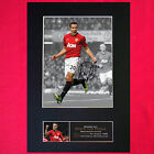 ROBIN VAN PERSIE No2 Signed Autograph Mounted Photo REPRODUCTION PRINT A4 389