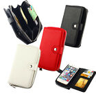 Fashion Handbag Money Leather Flip Wallet Card Hold Protector Case Cover /JACCY