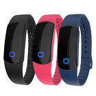 Waterproof IP67 Bluetooth4.0 Smart Wrist Watch Sport Bracelet For iPhone Samsung