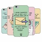 HEAD CASE DESIGNS REASONS WHY I'M SINGLE SOFT GEL CASE FOR APPLE iPHONE PHONES