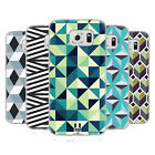 HEAD CASE DESIGNS OPTICAL GEOMETRIC PRINTS GEL CASE FOR SAMSUNG PHONES 1