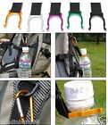 10pcs Lots Carabiner Belt Clip Key Chain with Water Bottle Hook Clamp Holder