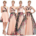 NEW MATERNITY Bridemaid Formal Prom Party Gown Evening Cocktail LONG SHORT Dress
