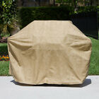 """Budge Industries All-Seasons 70"""" BBQ Grill Cover with Shelves"""