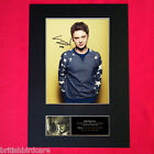 CONOR MAYNARD Mounted Signed Photo Reproduction Autograph Print A4 347