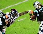 Von Miller Denver Broncos Super Bowl 50 Action Photo SS203 (Select Size)