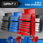 Giantz 5/9/14 Drawers Mechanic Tool Box Cabinet Toolbox Chest Trolley Roller