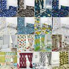 "BOYS KIDS GENERIC BEDROOM CURTAINS 54"" & 72"" - ARMY FOOTBALL DINOSAURS & MORE"