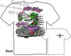 Rat Fink T Shirts 1932 Hot Rod Clothing 32 Ford Shirt Wild Child Ed Roth Tee
