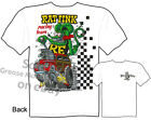 1940 Woody Ratfink T Shirts Ford Shirt Hot Rod Clothing Big Daddy Shirt Ed Roth