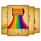 HEAD CASE DESIGNS COLOUR DRIPS HARD BACK CASE FOR APPLE iPAD AIR 2