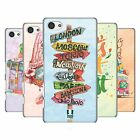 HEAD CASE DESIGNS NOMAD HARD BACK CASE FOR SONY XPERIA Z5 COMPACT