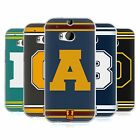 HEAD CASE DESIGNS COLLEGE VARSITY SOFT GEL CASE FOR HTC ONE M8 M8S