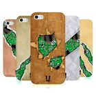 HEAD CASE DESIGNS RIPPED SOFT GEL CASE FOR APPLE iPHONE 5 5S