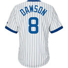 Majestic Athletic Men's Chicago Cubs Andre Dawson Cooperstown Home Jersey