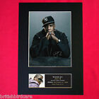 JAY Z Autograph Mounted Photo REPRO QUALITY PRINT A4 87