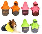 LARGE SMALL dog puppy wind/waterproof quality rain coat, jacket, clothes new