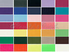 Berisfords 40mm Double Sided Polyester Grosgrain Ribbon Choose Length and Colour