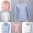POLO by Ralph Lauren Mens Cotton Oxford Sport Shirt Blue White Pink S M L XL New