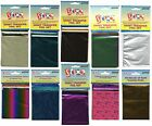 SHINY METALLIC TRANSFER FOIL SETS ASSORTED SCRAPBOOKING CARDMAKING CRAFT STIX 2